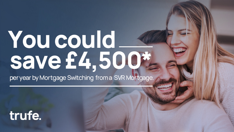 You Could Save £4,500 per Year by Mortgage Switching from a Standard Variable Rate Mortgage